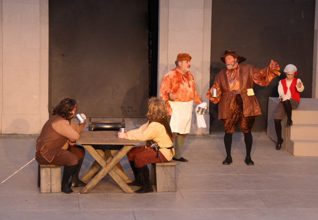 Photo from Merry Wives of Windsor